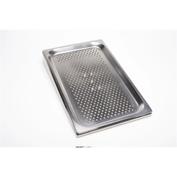 Stainless Steel Gastronorm 1/1- 5 spike meat dish 25mm (Each) Stainless, Steel, Gastronorm, 1/15, spike, meat, dish, 25mm, Nevilles