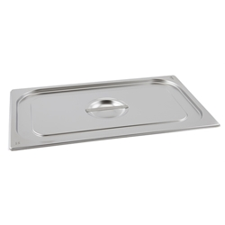Stainless Steel Gastronorm Pan Lid 2/3 (Each) Stainless, Steel, Gastronorm, Pan, Lid, 2/3, Nevilles