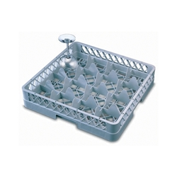 Genware 16 Compartment Glass Rack (Each) Genware, 16, Compartment, Glass, Rack, Nevilles