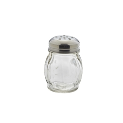 Glass Shaker, Perforated 17.5cl/6oz (Each) Glass, Shaker,, Perforated, 17.5cl/6oz, Nevilles