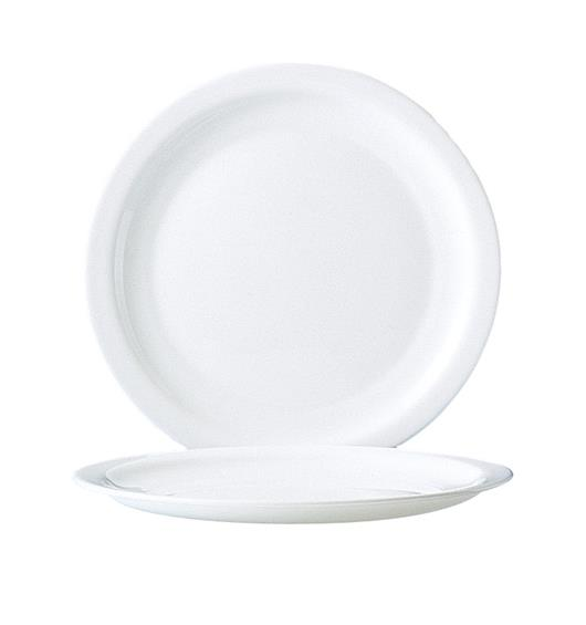 "Intensity Pizza Plate 12.6"" 32cm (12 Pack) Intensity, Pizza, Plate, 12.6"", 32cm"