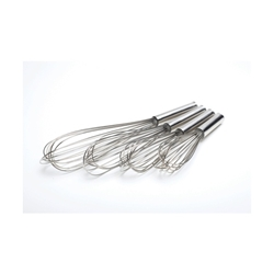 Heavy Duty Stainless SteelBallon Whisk 10 250mm (Each) Heavy, Duty, Stainless, SteelBallon, Whisk, 10, 250mm, Nevilles