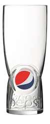 Pepsi Glass - New Design 20oz  (24 Pack) Pepsi, Glass, New, Design, 20oz,