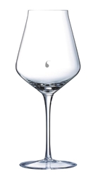 Reveal Up Soft Stemmed Glass Marked @ 12.5cl 13oz  (24 Pack) Reveal, Up, Soft, Stemmed, Glass, Marked, @, 12.5cl, 13oz,