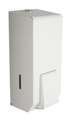 900ml Foam Soap Dispenser  -  White Metal