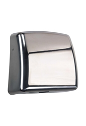 Quote Hand Dryer - Chrome