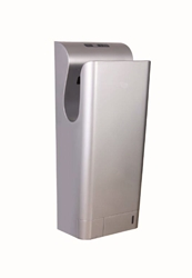 Jet Dry Hand Dryer - Silver