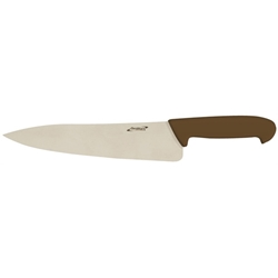 Genware 10 Chef Knife Brown (Each) Genware, 10, Chef, Knife, Brown, Nevilles