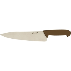 Genware 6 Chef Knife Brown (Each) Genware, 6, Chef, Knife, Brown, Nevilles