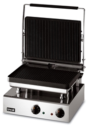 Panini Grill Large - ribbed top and bottom