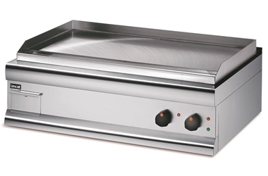Griddle Steel Plate - Dual Zone