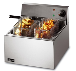 Fryer (counter Top) Single tank