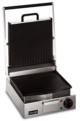 Ribbed Grill Single - ribbed top, smooth bottom