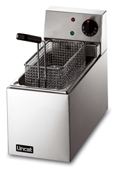 Slimline Fryer (Counter Top) Single tank