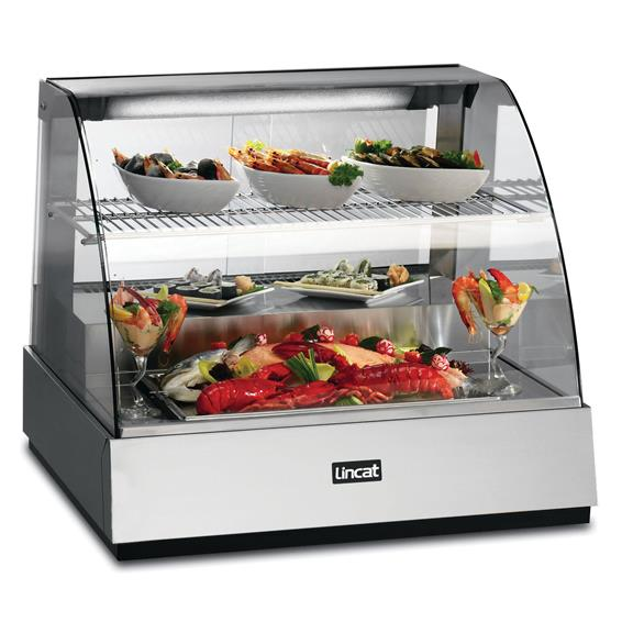 Food Display Showcase Refrigerated