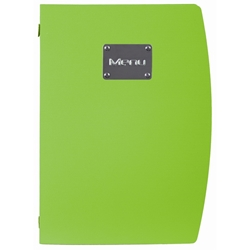 Rio A4 Menu Holder Green 4 Pages (Each) Rio, A4, Menu, Holder, Green, 4, Pages, Nevilles