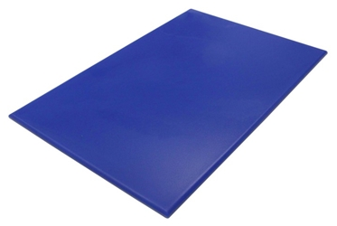 "Cutting Board NSF L18"" x W12"" x H1/2""  (457.2 x 306.2 x 12.7mm) Blue"