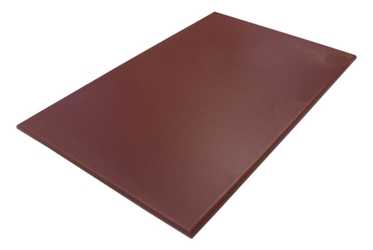 "Cutting Board NSF L18"" x W12"" x H1/2""  (457.2 x 306.2 x 12.7mm) Brown"