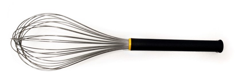 Matfer Exoglass Egg White Whisk 450mm