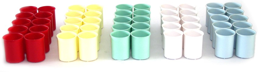 Nemox Frixair Spare Cups x 50