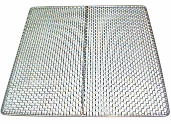 Stainless Steel Tray Single