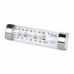 ETI Clear spirit-filled Thermometer