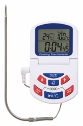 ETI Digital Oven Thermometer & Timer