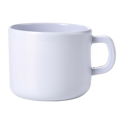 Genware Melamine 7oz Cup White (12 Pack) Genware, Melamine, 7oz, Cup, White, Nevilles