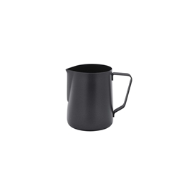 Non-Stick Black Milk Jug 600ml/20oz (Each) Non-Stick, Black, Milk, Jug, 600ml/20oz, Nevilles