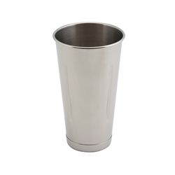 Genware Malt Cup 30oz/85cl Stainless Steel (Each) Genware, Malt, Cup, 30oz/85cl, Stainless, Steel, Nevilles