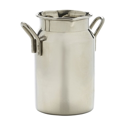 Mini Stainless Steel Milk Churn 5oz (Each) Mini, Stainless, Steel, Milk, Churn, 5oz, Nevilles