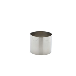 Stainless Steel Mousse Ring 7x6cm (Each) Stainless, Steel, Mousse, Ring, 7x6cm, Nevilles