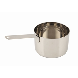 Mini Stainless Steel Saucepan 9 x 6.3cm (Each) Mini, Stainless, Steel, Saucepan, 9, 6.3cm, Nevilles