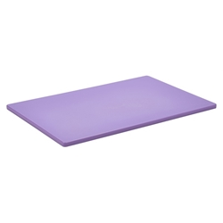 Purple Poly Cutting Board 18 X 12 X 0.5 (Each) Purple, Poly, Cutting, Board, 18, 12, 0.5, Nevilles