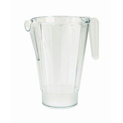 Polycarbonate Pitcher 1.5L (Each) Polycarbonate, Pitcher, 1.5L, Nevilles