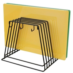 6 Slots Cutting Board Rack