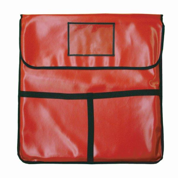 Pizza Bag 457mm x 457mm / 18? x 18? Holds 2 of 406mm / 16? Pizza