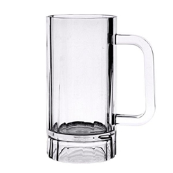 473ml / 16 oz, Beer Mug, Polycarbonate