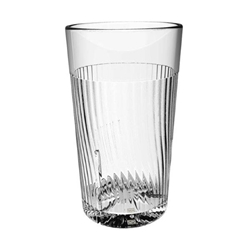 600ml / 20 oz Belize Tumbler, Clear (12 Pack)