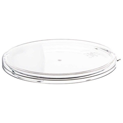 Round Cover For 1.9Ltr / 2 qt & 3.8Ltr / 4 qt  Food Storage Container, Polycarbonate
