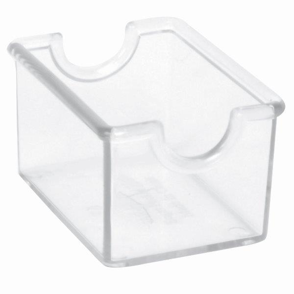 Sugar Packet Holder, Clear