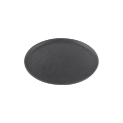 406mm / 16? Round Tray, Black