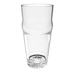 570ml / 20 oz, English Pub Glass, Polycarbonate