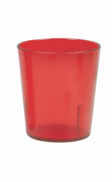 148ml / 5 oz Tumblers, Red
