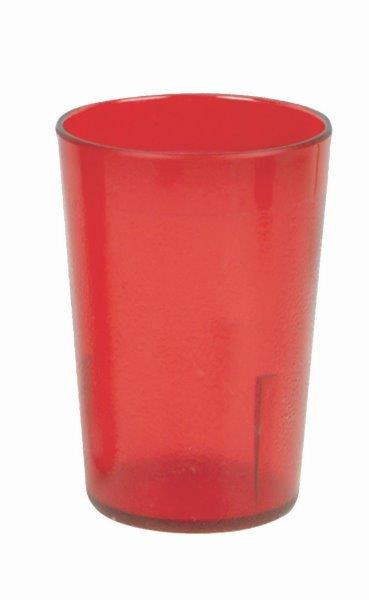 237ml / 8 oz Tumblers, Red