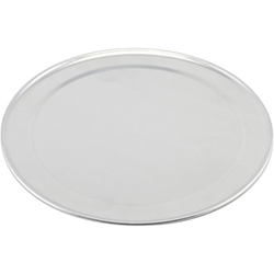 Genware Alum. Flat Wide Rim Pizza Pan 11 (Each) Genware, Alum., Flat, Wide, Rim, Pizza, Pan, 11, Nevilles