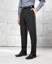 Polyester trouser (single pleat)
