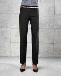 Womens polyester trouser