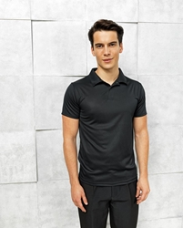 Coolchecker studded polo