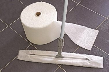Complete Disposable Dry Mop Kit